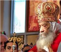 في ذكري ميلاد البابا شنودة.. الكنائس تفتح أبوابها للمصلين تدريجيا