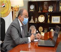 التنمية المحلية والبنك الدولي يتابعان أخر مستجدات برنامجهم في الصعيد