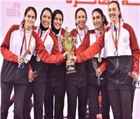 مصر في المجموعة الأولى ببطولة العالم لسيدات الريشة الطائرة