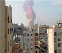 سماع دوي انفجار كبير في العاصمة اللبنانية بيروت