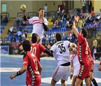انضمام ٩ لاعبين من يد الزمالك لمنتخب مصر