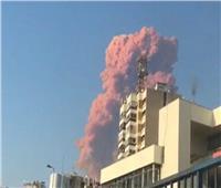 مصادر أمنية وطبية: وفاة 10 أشخاص على الأقل في انفجار بيروت