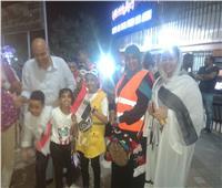 المصريين الأحرار بأسوان يهدي الأطفال في أيام العيد