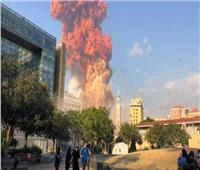 بريطانيا: من السابق لأوانه التكهن بسبب انفجار بيروت