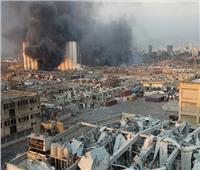 «دماء» و«دموع».. صور ترصد مشاهد انفجار بيروت المدوي