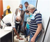 ضبط وإعدام ٩٠ كيلو لحوم منتهية الصلاحية بالسلام أول
