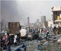 الصليب الأحمر اللبناني: نقل المئات للمستشفيات بعد انفجار بيروت