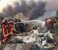 الخارجية: نشعر بقلق عميق بشأن انفجار بيروت ونبحث طريقة مساعدة لبنان