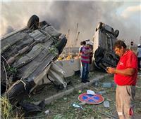 عاجل| وزير الصحة اللبناني: أكثر من 30 قتيلا و 3000 جريح بانفجار بيروت