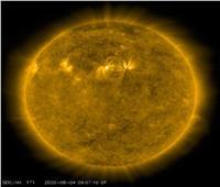 الدورة الشمسية الجديدة 25 تنبض بالحياة.. رصد بقعة جديدة