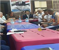 عمليات «مستقبل وطن بإمبابة» تنتهى من تكليفات ومهام الأعضاء في انتخابات الشيوخ