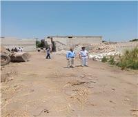 تحرير 137 محضر لمنشآت غذائية مخالفة بالمنيا خلال العيد