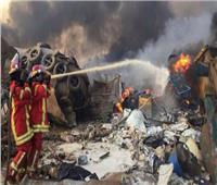 فيديو| محلل سياسى لبناني: الانفجار دمر نصف بيروت