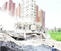 الشراقوة سددوا 93 مليون جنيه للتصالح فى مخالفات البناء