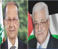 الرئيس الفلسطيني يعزي نظيره اللبناني في ضحايا انفجار بيروت