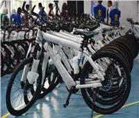 وزارة الرياضة تفتح باب التسجيل لاقتناء الدراجات المدعمة الخميس