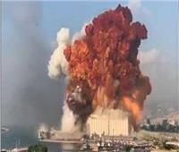فيديو| تعرف على مكونات المادة المسببة لانفجار بيروت