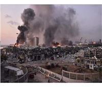وفاة ثالث مصري في حادث انفجار مرفأ بيروت