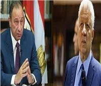 مصطفي يونس: مرتضي منصور ناجح بإمتياز..ونسبة نجاح الخطيب فى الأهلي 15 %
