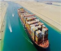 27.2 مليار دولار إيرادات عبور 90 ألف سفينة لقناة السويس خلال 5 سنوات
