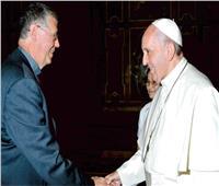 البابا فرنسيس يعين نائب رسولي للإسكندرية بمصر