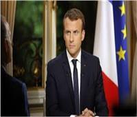 الرئيس الفرنسي: لن نترك لبنان وحيدا في مواجهة تداعيات أزمة الانفجار ببيروت