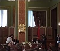 شكري ونظيره اليوناني يوقعان اتفاقية لتعيين المنطقة الاقتصادية بين البلدين