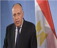 وزير الخارجية: اتفاق تعيين الحدود البحرية يعكس العلاقات المتميزة بين مصر واليونان