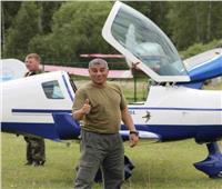 ننشر صور قائدى «طائرة مطار الجونة»