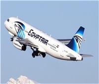 «مصر للطیران» تسير 38 رحلة جوية لنقل ما يقرب 3500 راكب