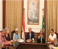 غرفة عمليات الوفد تعقد اجتماعاً لمناقشة الاستعدادات النهائية لمتابعة انتخابات الشيوخ