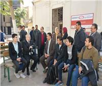 هندسة القاهرة الأول عالميا في أكبر مسابقة دولية بأمريكا