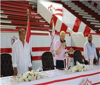 مرتضى منصور: على مسؤوليتي سيتم إلغاء عقوبة مباراة القمة على الزمالك