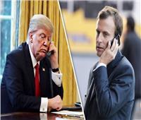 البيت الأبيض: ترامب وماكرون ناقشا إرسال مساعدة فورية إلى لبنان