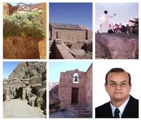 «ريحان» يؤكد وجود أنبياء الله «يعقوب ويوسف وموسى وعيسى» في مصر