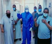 20 مستشفى مركزي بالشرقية تسجل «صفر» إصابات كورونا