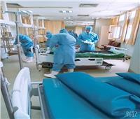 إغلاق وحدة العزل بمستشفى معهد الكبد القوميفي المنوفية