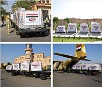 مصر تفتح جسرا جويا لإرسال مساعدات عاجلة إلى لبنان