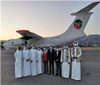 طائرة إماراتية محملة بـ40 طن مساعدات تصل إلى لبنان لمواجهة تداعيات انفجار بيروت