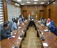 لجنة لمتابعة اشتراطات الحماية المدنية والسلامة بالمنشآت في الدقهلية