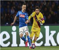 بث مباشر| مباراة برشلونة ونابولي في دوري الأبطال