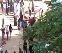 بينهم أطفال.. إصابة 6 أشخاص في مشاجرة بالأسلحة النارية بقنا