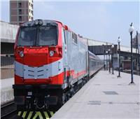 """""""السكة الحديد"""" تنقل 752 ألف راكب في 875 رحلة خلال 24 ساعة"""
