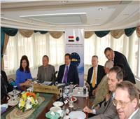 المجلس المصري الأوروبي يصدر بيانًا لمساندة لبنان.. فيديو