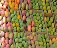 أسعار وأنواع المانجو في سوق العبور اليوم 9 أغسطس