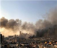 «ناسا» تنشر لقطة جوية تكشف حجم الضرر الناجم عن انفجار بيروت