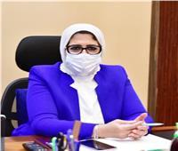 وزيرة الصحة: تأمين اللجان الانتخابية بـ7 آلاف من الفرق الطبية و 2858 سيارة إسعاف