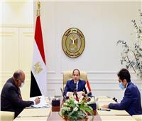 «السيسي» يدعو المجتمع الدولي إلى بذل ما يستطيع من أجل مساعدة لبنان على النهوض