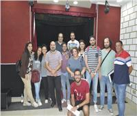 """مسرحية """"أتلانتس"""" تتحدى كورونا على مسرح تياترو آفاق"""