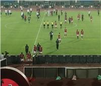 فيديو| نهاية المباراة.. الأهلي يحصد النقاط الثلاثة الأولى من أنبي